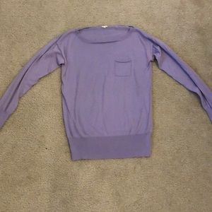 Gently worn JCrew light weight sweater
